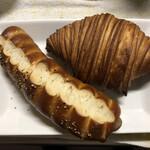 シャン ド ブレ - 焼く前のパン