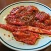 焼肉大同門 - 料理写真:リンゴカルビ2人前