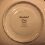 133674802 - コーヒーカップは、ノリタケ製!