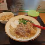 沖縄そば ちゅらさん - 料理写真: