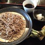十割そば 天宏 - 10割蕎麦900円@2012.6.10