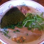 中華そば 一楽 - 鶏塩 700円