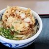 おうどん 瀬戸晴れ - 料理写真:かき揚げうどん(かけ+地だこ入かき揚げ)