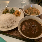 スリランカ料理 ラサハラ - スリランカセット