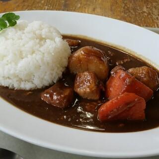 道の駅 どうし 手づくりキッチン - 料理写真:道志ポークカレー