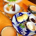 紅茶の店 ちゃい - 料理写真:
