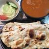 カンティプール - 料理写真:カレー (*´-`) ランチ セット