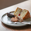 Mammamia - 料理写真:CAFE限定 本日のpatisserie MiAプレート☆