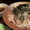 玉川 - 料理写真:肉つけ蕎麦。