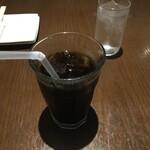 バリヤン - アイスコーヒー