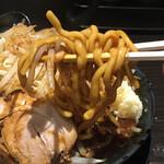 麺や 久 - 太麺