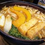 甲州麺 - 甲州麺