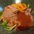 北海道バル ヨシミ - 料理写真:雲丹といくらのローストビーフ丼