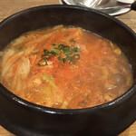 くんむる食堂 サンギュ - 干しだらのチゲ(豆みそ味)