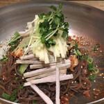 くんむる食堂 サンギュ - 辛口ビビンメン