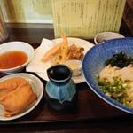 うたた寝 - 料理写真:うたた寝セット ¥1,000