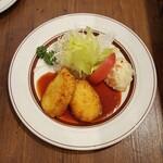 東洋軒グリル - 料理写真:カニクリ