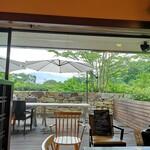 カフェ&ガーデン しらさぎ邸 -