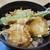 川市 - 料理写真:ミニはまぐり天丼。     2020.07.24
