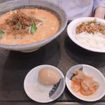 華龍飯店 神保町 - 坦々麺