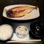 黒座暁樓 - 鯖塩