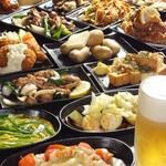 炭火焼肉 鉄板焼き 華っ祭 -