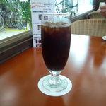 ラ カフェ - アイスコーヒー