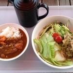 創食くらぶ/いけす料理 瞳 - ヘルシー冷麺セット~