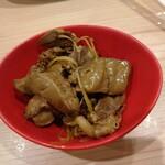恵美寿屋 - 鶏肝煮