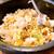 福一 - 料理写真:石焼きチャーハン 560円(税抜)混ぜ混ぜ