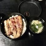 うなぎ赤垣 - 鰻丼