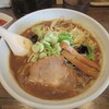 あかふじ - 料理写真:辛味噌ラーメン800円(辛味別皿)