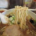 あかふじ - 浅草 開化楼の麺っ♪