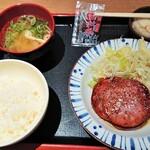 すき家 - 料理写真:粗挽きソーセージ朝食