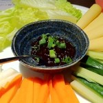 13373369 - お野菜を味噌で