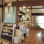 四川家庭料理 楊 八戸 - 店内はカフェみたい