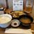 やよい軒 - 料理写真:牛カルビ&ホルモン焼定食 & ハイボール~☆