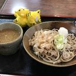 庄境屋 - 料理写真:おろしそば630円(税込)