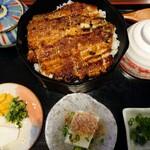 竹の屋 - ひつまぶし(特上)