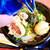 本格手打 もり家 - 料理写真:特上もりもりうどん(冷) 950円(出汁をぶっかける)