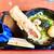 本格手打 もり家 - 料理写真:特上もりもりうどん(冷) 950円