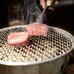 焼肉ホルモン 青一 - 上タン塩