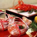 ふる林 - 料理写真:お祝い