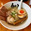 貝だしラーメン黒船 - 料理写真:貝だし塩ラーメン  800円