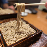 Bakuzambou - せいろ(玄蕎麦、挽きぐるみ))