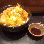 13375036 - まぐろカツ丼(2012.6)