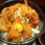 13375039 - まぐろカツ丼(アップ)(2012.6)