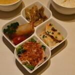 四川飯店 - 選んでチャイナセット