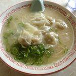 13376073 - ワンタン麺(600円)