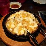 13376736 - 海老と浅利のチーズチヂミ